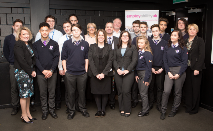 Dormston Students take the lead in their employability learning