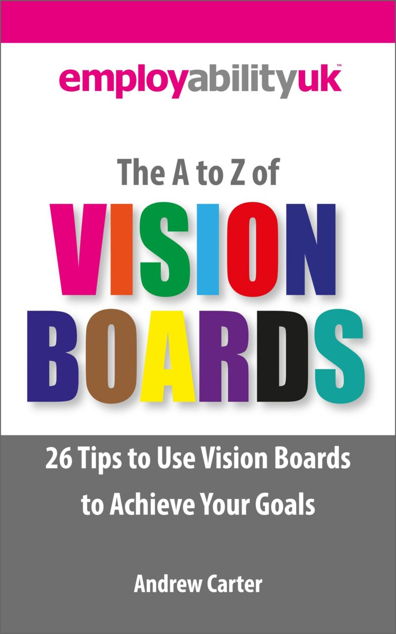 The A-Z of Vision Boards