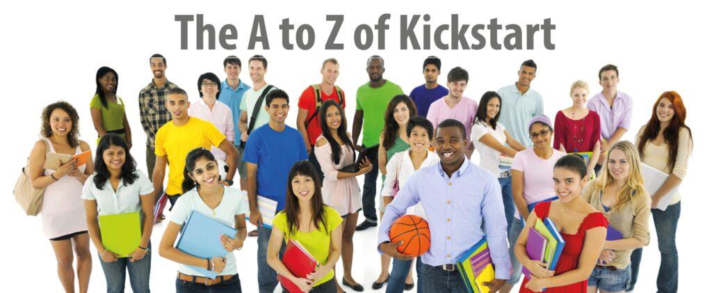 The A-Z of Kickstart
